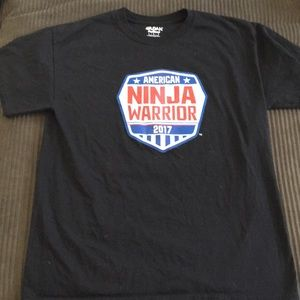 American ninja warrior shirt